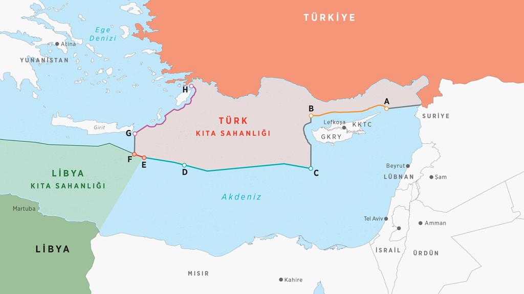 Yeni Dünya Sistematiği Akdeniz'de Kuruluyor!.