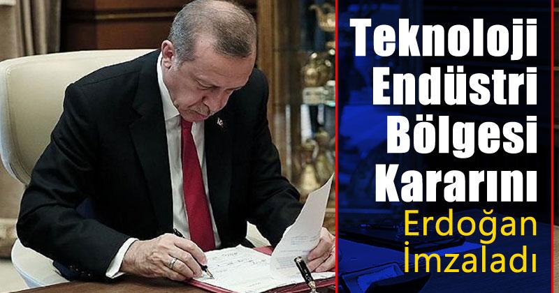 Konya Teknoloji Endüstri Bölgesi!.