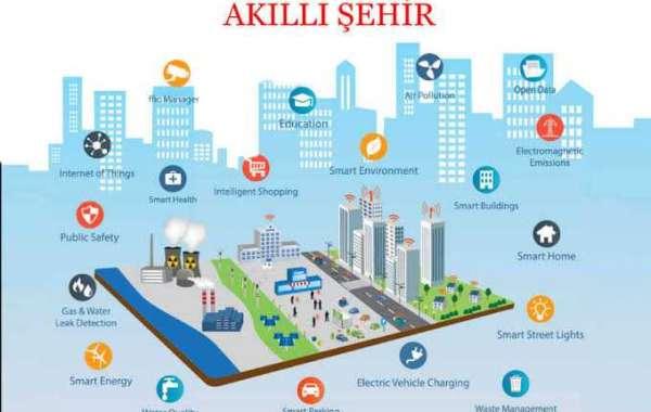 Akıllı Şehirler ve VERİ Yönetimi!.