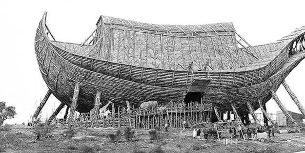 Nuh'un Gemisi  ( Bilgi Gemisi )  Kalkıyor!..